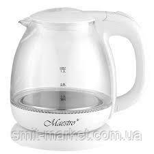 Электрический чайник MR-055 Стекло