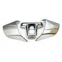 Хром накладки на руль Style-2 VW Golf 6/Jetta 5-6/Polo/Polo Sedan/Touran/Caddy New