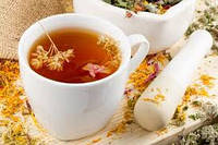 Чай для восстановления зрения