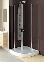 Душевая кабина Aquaform Glass 5 двухдверная 100-06360