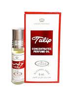 Арабские масляные духи Tulip / Тюлип Al Rehab / Аль Рехаб 6 мл.