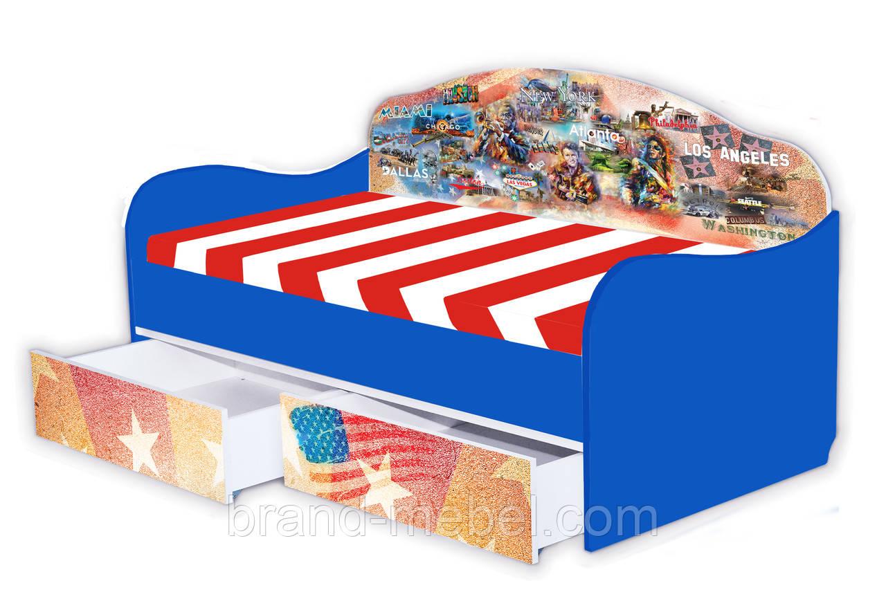 Детская диванчик Америка