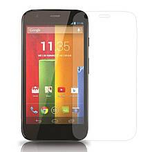 Защитное стекло Optima 9H для Motorola Moto G DVX XT1032