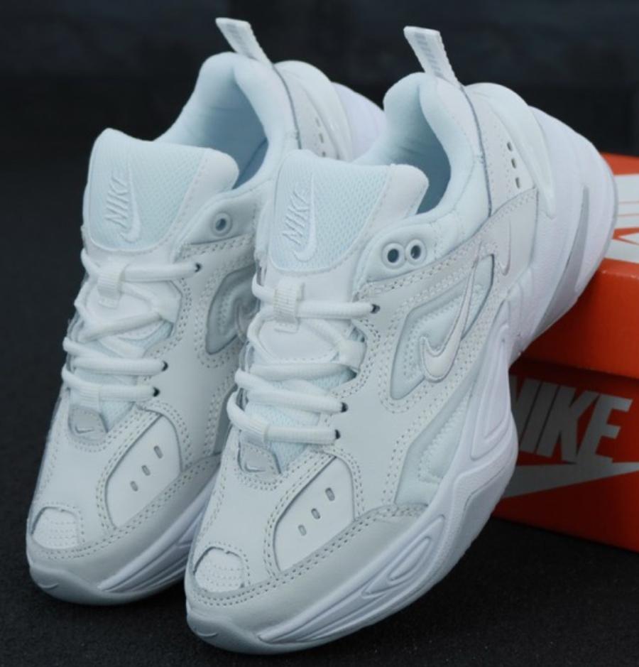 1ae10b43 Женские кроссовки Nike M2K Tekno White - купить по лучшей цене в ...