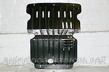 Захист картера двигуна Mitsubishi Pajero Sport 2010-