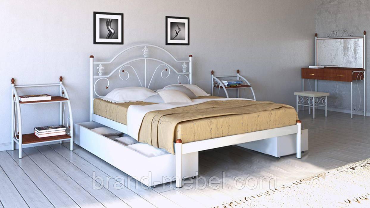 Ліжко металеве Діана /Кровать металлическая  Диана