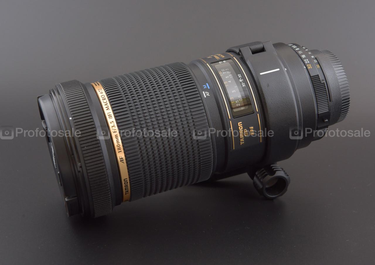 Tamron AF SP 180mm F/3.5 Di LD для Nikon