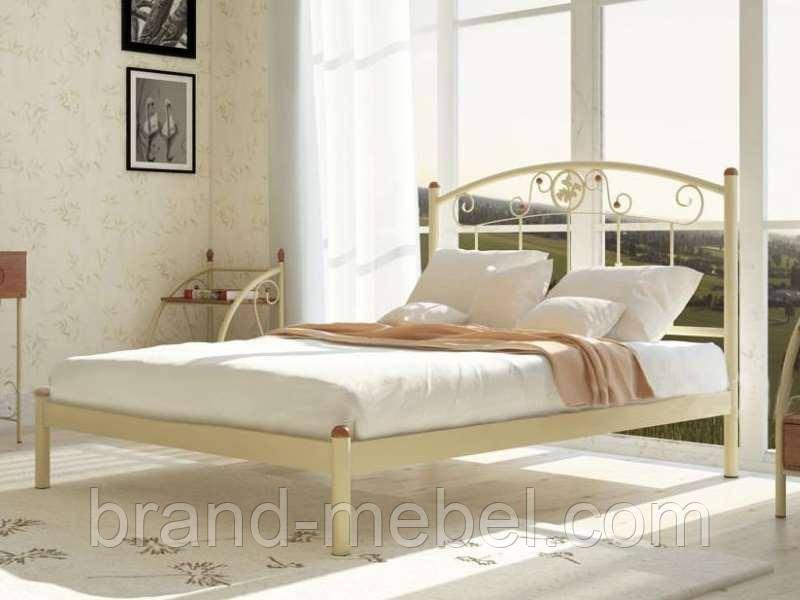 Ліжко металеве Монро /Кровать металлическая Монро