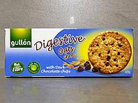 Печенье с овсом и шоколадом Gullon Digestive Avena Choco,425г