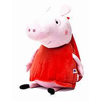 Мягкая  игрушка - рюкзак детский - ПЕППА