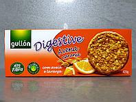 Печенье с овсом и апельсином Gullon Digestive Avena Naranja, 425г