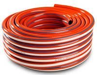 """Шланг для полива3/4"""" класса Профессионал, трехслойный - 25 м.Orangemade in Poland"""