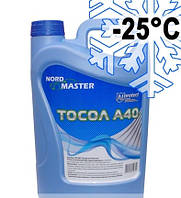 ЗАПХ Тосол-40 (-25) 0,9кг Автомастер