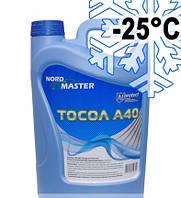 ЗАПХ Тосол-40 (-25) 4,3кг Автомастер