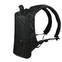 Рюкзак для ноутбука цвет черный, фото 1