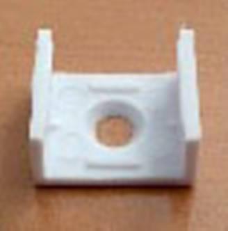 Клипса для крепления профиля SL7*17.5мм (за 1шт.) Код.58389, фото 2