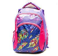 """Рюкзак школьный яркий для девочки MILEDI (38*30 см) (3 цв) """"SOFOCHKA"""" купить недорого от прямого поставщика, фото 1"""