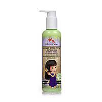 Натуральный несмываемый крем-кондиционер для облегчения  расчёсывания детских волос с розмарином