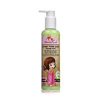 Натуральный несмываемый крем-кондиционер для облегчения  расчёсывания детских волос