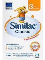 Сухая молочная смесь Similac 3, 600 г