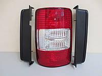Фонарь задний левый на VW CADDY 03 - 05/10, распашные двери DEPO 441-1965L-UE