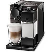Уценка. Кофемашина капсульная Delonghi Nespresso Lattissima Touch EN 550 Black (Неспрессо) + 10 капсул