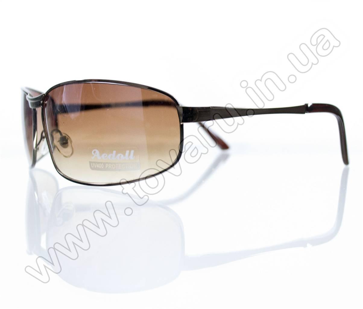 Очки мужские солнцезащитные - Коричневые - 99908