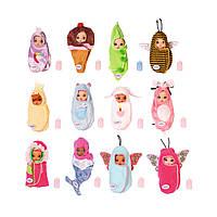 Игровой набор с куклой BABY BORN - ОЧАРОВАТЕЛЬНЫЙ СЮРПРИЗ