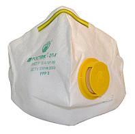Противо-пыльевой респиратор росток 2ПК с клапаном выдоха FFP2