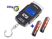 Ваги кантер цифрові, батарейки в комплекті до 50кг WH-A08 ТМКитай