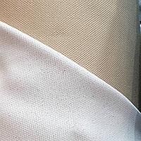Палаточная ткань ( Оксфорд 600D Pu) бежевая на молоке