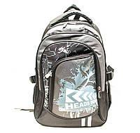 """Рюкзак школьный подростковый стильный (43*30 см) (4 цв) """"SOFOCHKA"""" купить недорого от прямого поставщика, фото 1"""