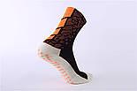 Тренировочные носки (черный-оранжевый), фото 2