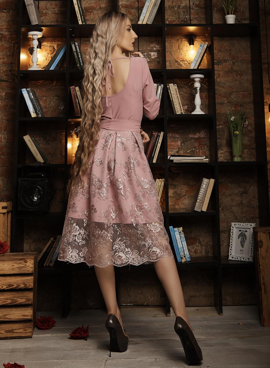 Платье мод 588-2 ,размер 46,48 фреза