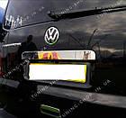 Накладка на планку багажника Volkswagen T5 2003-2010 ляда, фото 4