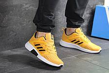 Кроссовки мужские Adidas ClimaCool,желтые, фото 3