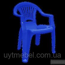 Стілець Луч синій (Алеана)