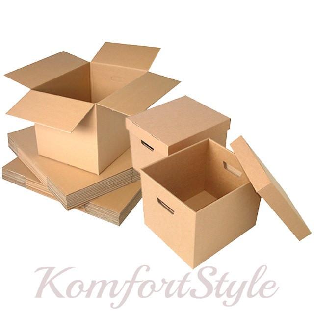 Коробка малая