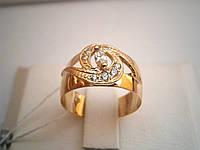 Женское кольцо золотое 585 пробы