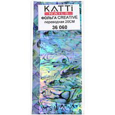 KATTi Фольга переводная 36 060 абстракция камень 20см, фото 3