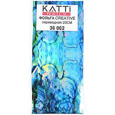 KATTi Фольга переводная 36 062 абстракция камень 20см, фото 2