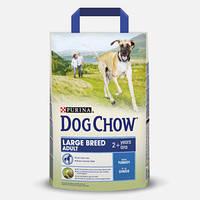 Dog Chow (Дог Чоу) Сухой корм для взрослых собак весом больше 25 кг с индейкой 14 кг