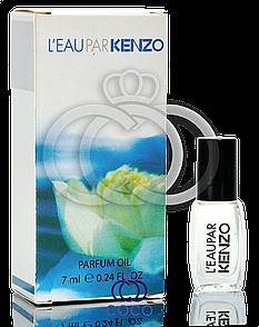 Духи масляные Kenzo L`eau Par Kenzo Pour Femme 7 Ml
