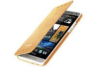 Чехол для HTC One mini M4 - Vetti Craft Hori Cover Khaki
