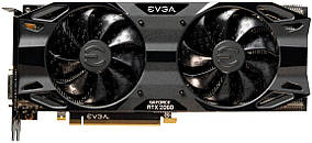 Видеокарта EVGA GeForce RTX 2060 XC ULTRA GAMING 6GB (06G-P4-2167-KR)