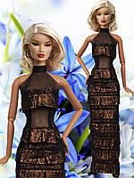 Одежда для кукол Барби (вечерние платье)