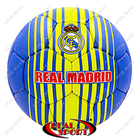 Мяч футбольный клубный Real Madrid FB-6684
