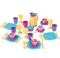 Большой набор посуды Wader 41 предмет