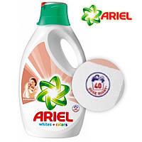 Ariel Gel Sensitive гель для стирки детского белья 40ст