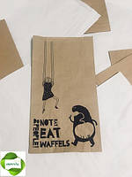 Изготовление бумажных пакетов по Вашим размерам, фото 1